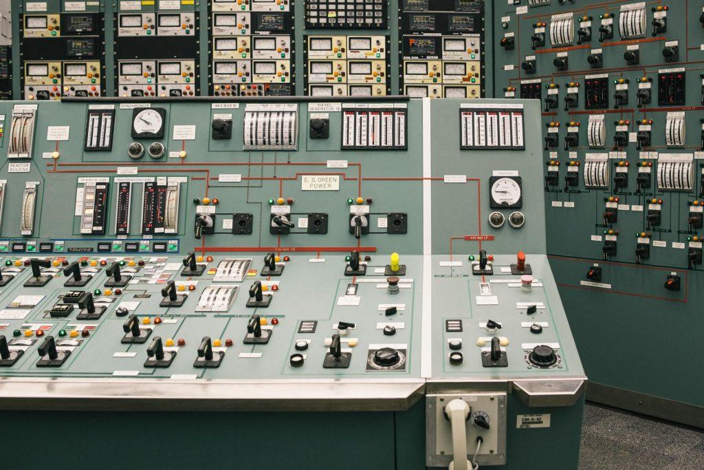 Interfejs Elektrownia Atomowa Three Mile Island