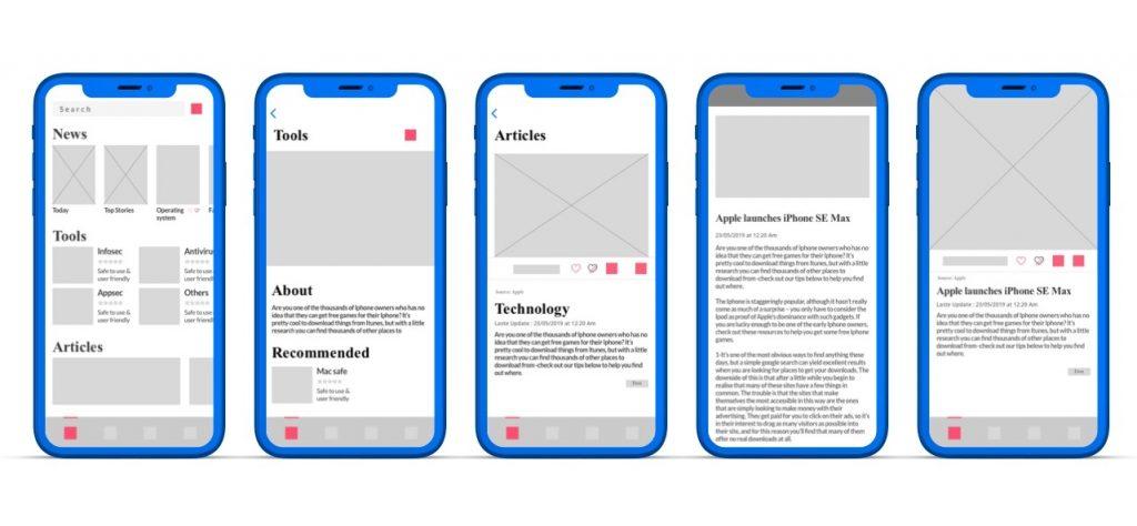 audyt użyteczności aplikacji mobilnej